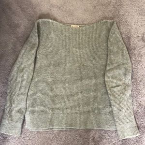 Gap boatneck sweater